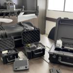 Llegan a Barranquilla cinco drones de largo alcance para mejorar la seguridad